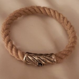 David Yurman Men's Maritime rope bracelet
